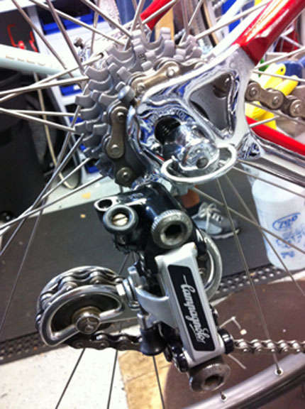 Your bike needs attention? Let Rotations Bicycle Center help.