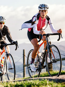 Rent our womens Trek Lexa and fly on your bike ride.